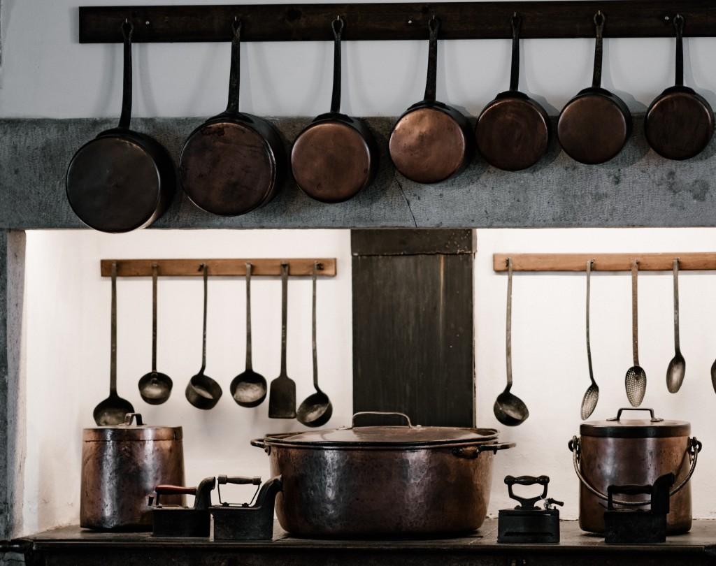 Küche im Landhausstyle